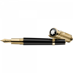 MONTBLANC HENRY E. STEINWAY LIMITED EDITION 4810 FOUNTAIN PEN